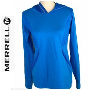 Merrell Opti-wick Pullover Hoodie Size M
